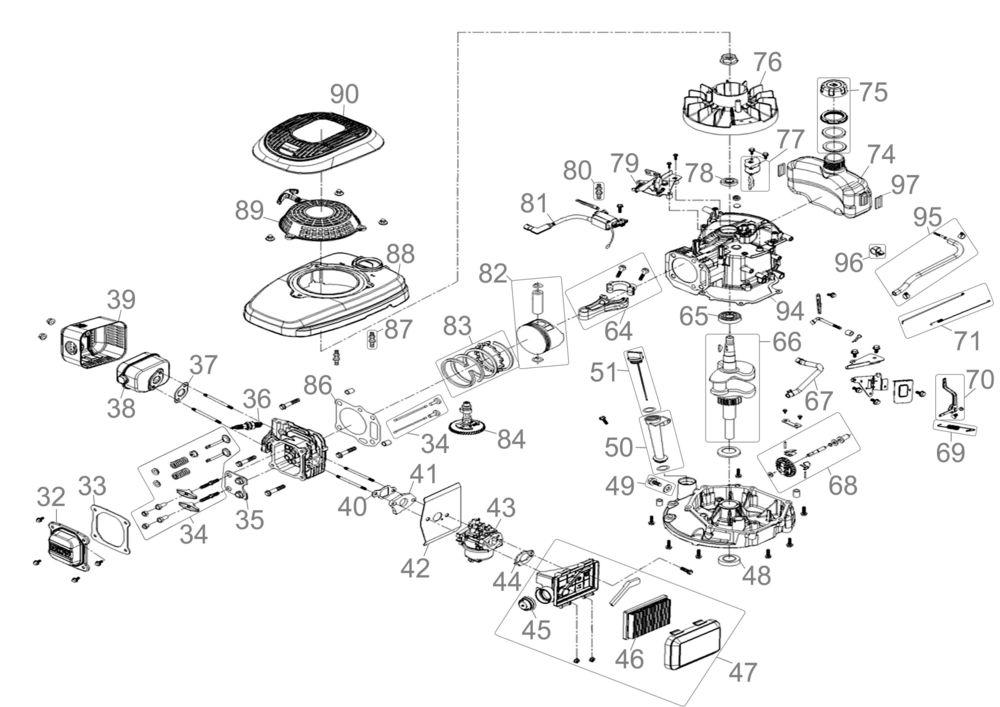 g de rasenm her big wheeler trike 565s serie 58765 ersatzteile. Black Bedroom Furniture Sets. Home Design Ideas